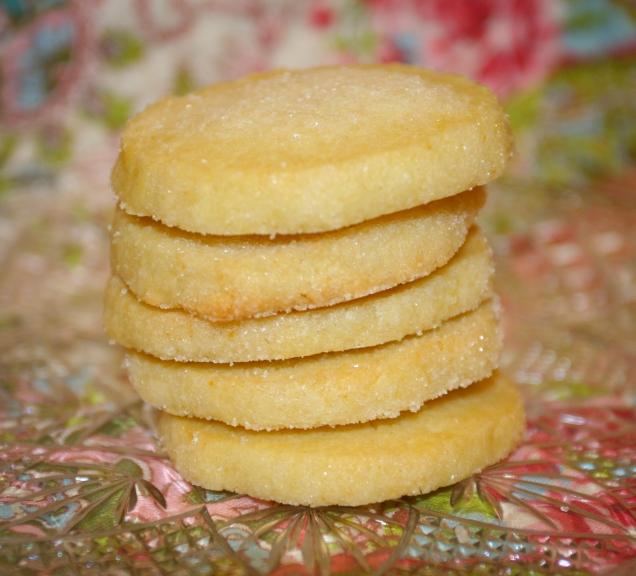 Lemon Icebox Cookies The Quick Dirty Kitchen